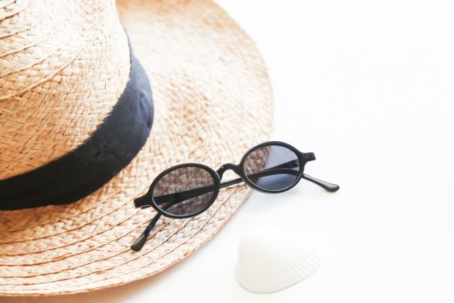 帽子の影響、ヘアケア記事の説明用画像