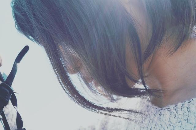 髪がはねないようにする方法の記事のトップ用画像