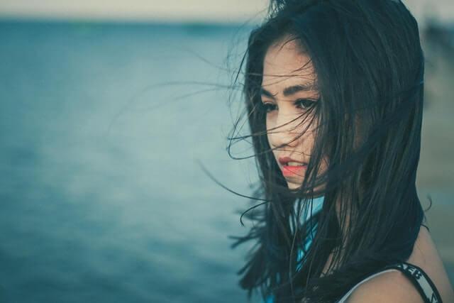 黒髪のメリットと美しい黒髮を育てる方法の記事のアイキャチ用画像